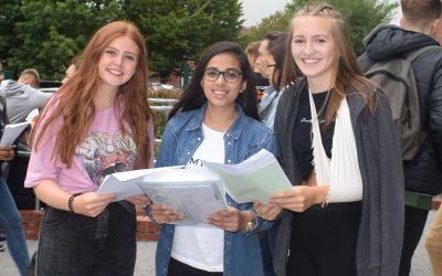 We're top of Stockport's state school GCSE league