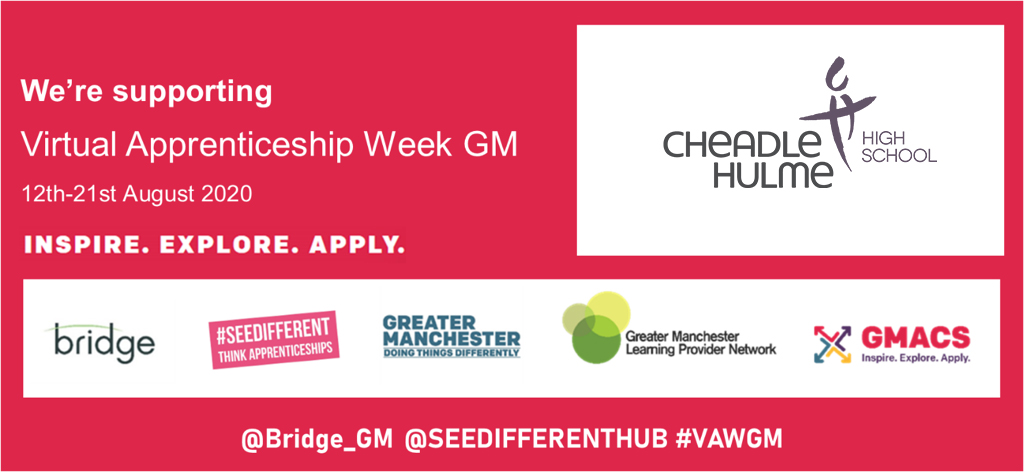 First ever Virtual Apprenticeship Week GM starts this week