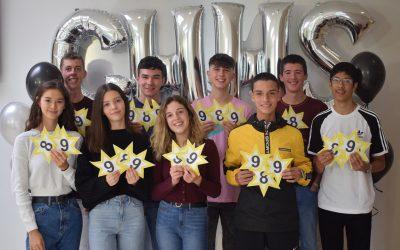 CHHS celebrates stellar GCSE performance