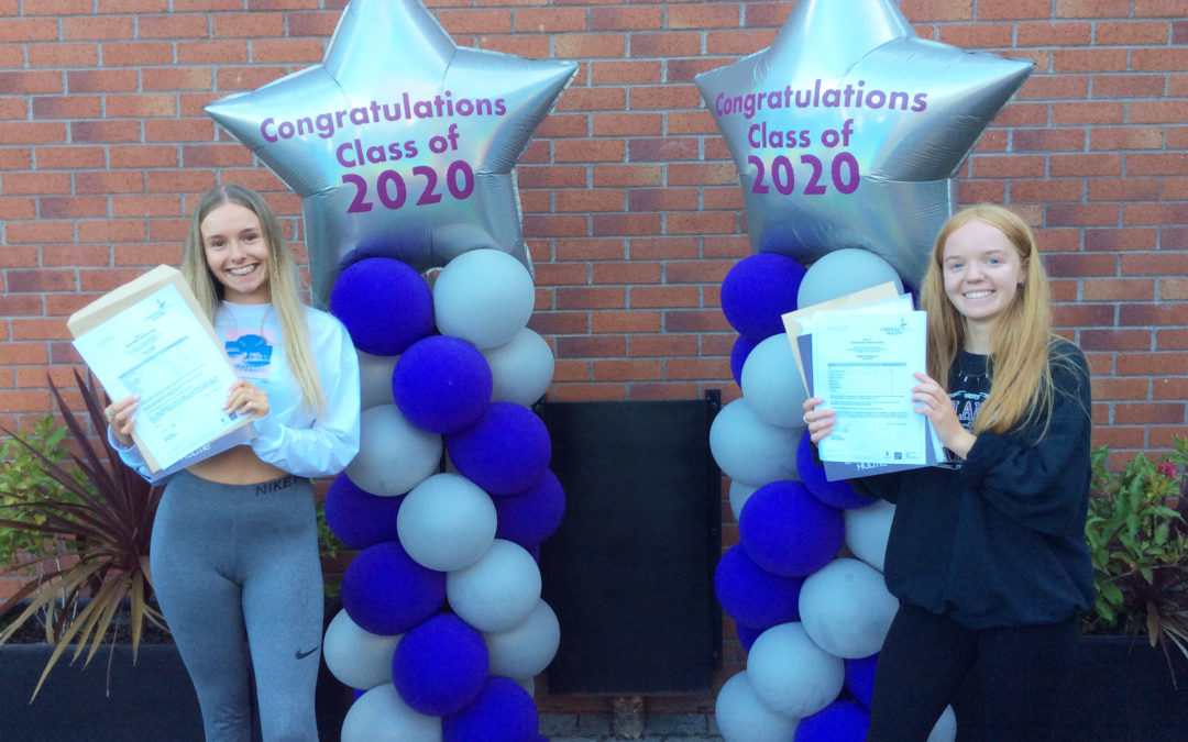 CHHS welcomes back Year 11s for GCSE results day
