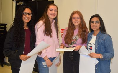 CHHS tops Greater Manchester GCSE league!