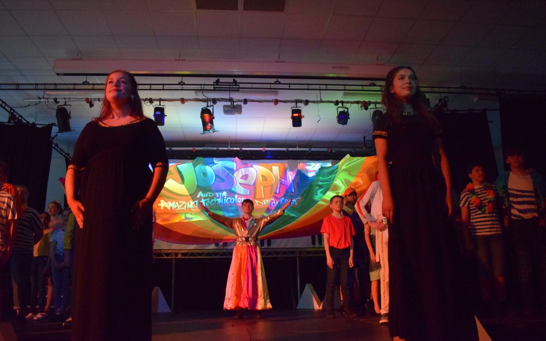 Go, Go, Go Joseph! Students take to stage for sell-out production