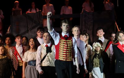Relive the highlights of CHHS's Les Miserables School Edition!
