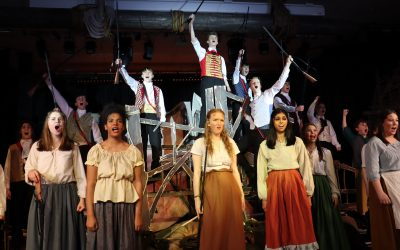 Did you hear the people sing? Les Miserables School Edition takes to CHHS stage