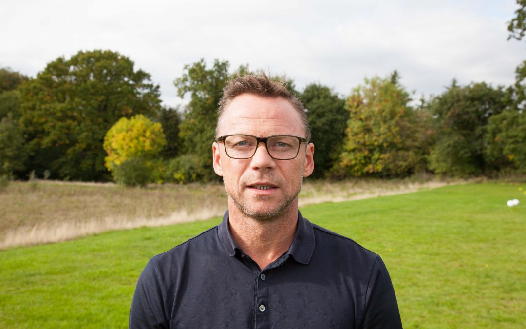 Former professional footballer and manager Paul Dickov joins the Laurus Trust
