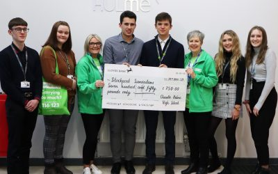 CHHS students raise £750 for The Samaritans