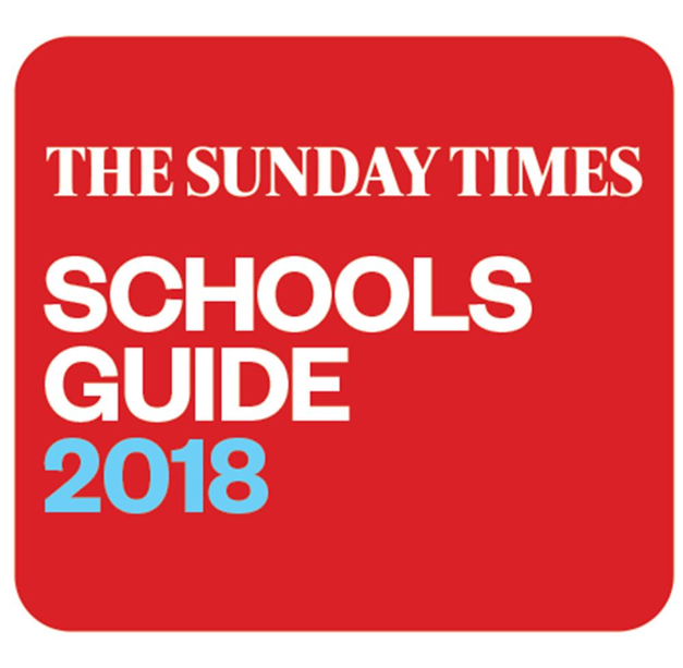 CHHS features again in the Sunday Times Parent Power list