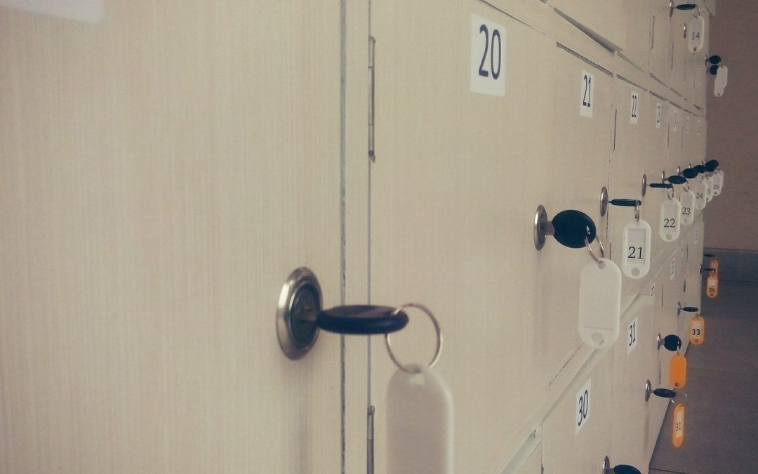How to sign up for a school locker